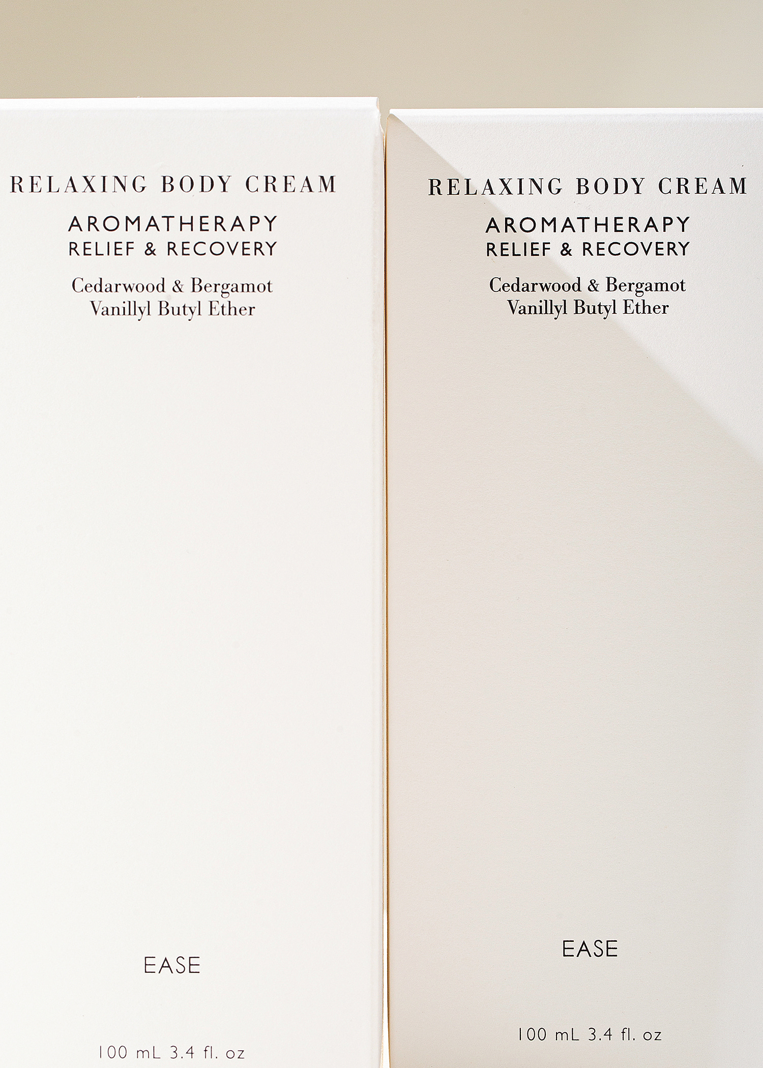 Relaxing Body Cream